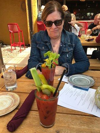 Cottonwood, AZ: Bloody Mary's