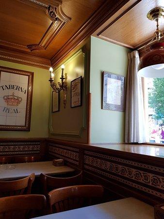 Taberna Real on Plaza De Isabel II.