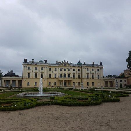 Branicki Palace: 20180517_104728_large.jpg