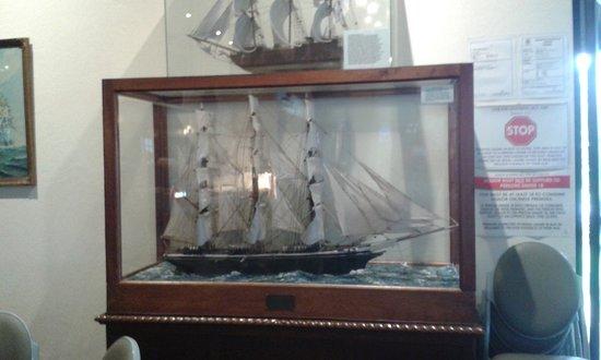Middleton, Australia: Some items on display