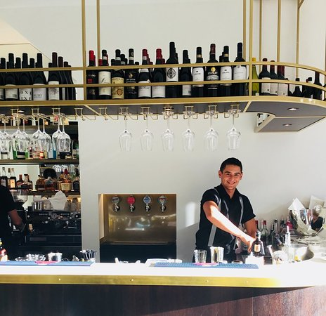 The best bar in Auckland!