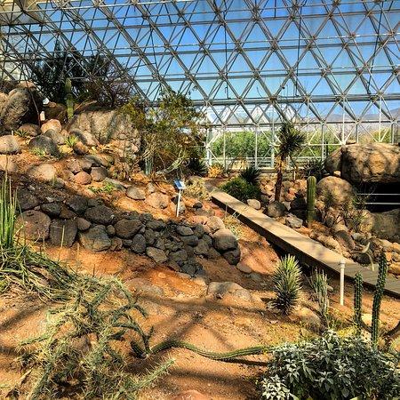 Oracle, AZ: Biosphere 2
