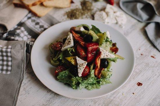 Piatto: greek salad