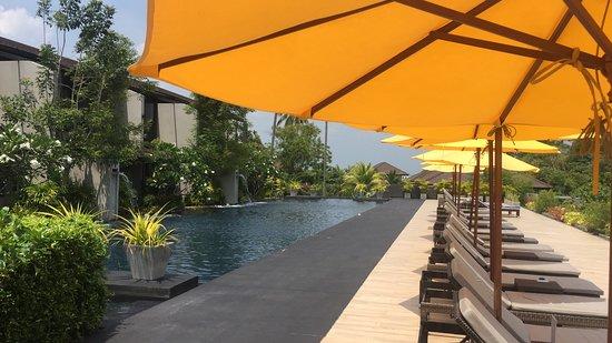 Sai Thai, Thailand: One of the swimming pools