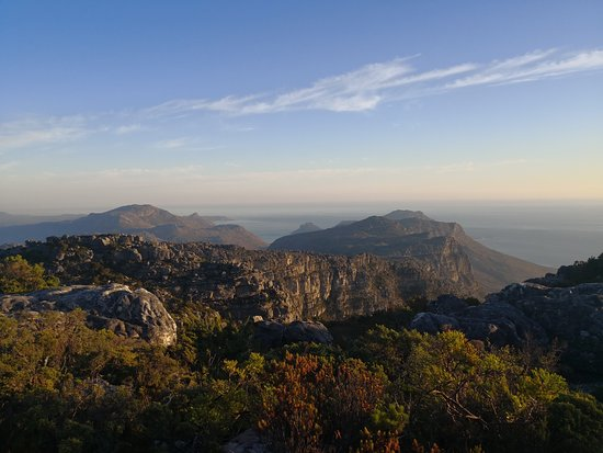 Table Mountain Aerial Cableway Φωτογραφία