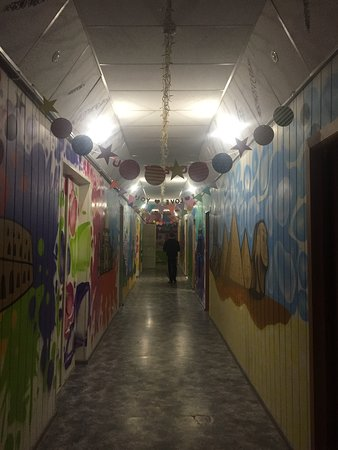 Hostel Galereya: Коридор