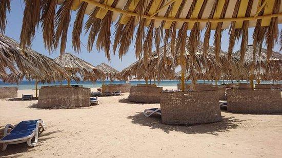 Hilton Marsa Alam Nubian Resort: Hilton Beach
