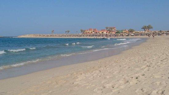 Hilton Marsa Alam Nubian Resort: Beach