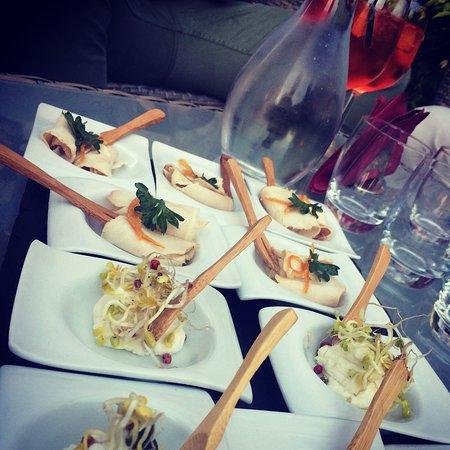 Bagnara di Romagna, Italy: L'aperitivo