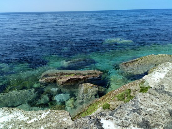 Osmington Mills, UK: Beautiful clear water