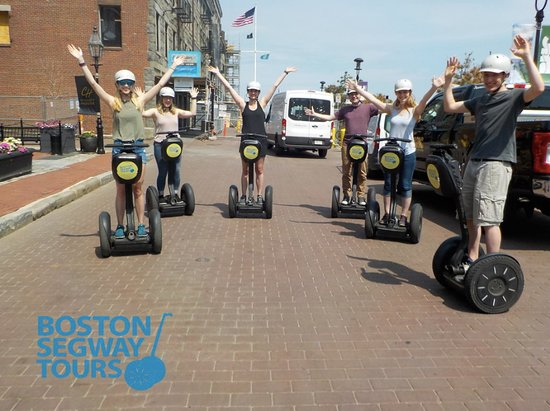 Boston Segway Tours: Book your #Segway #Tour in #Boston today, whether it is a #corporate or a #family #event