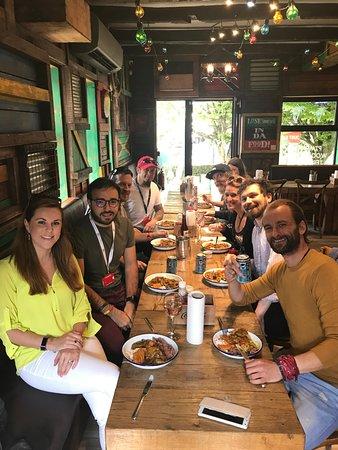Yeahman: Team lunch