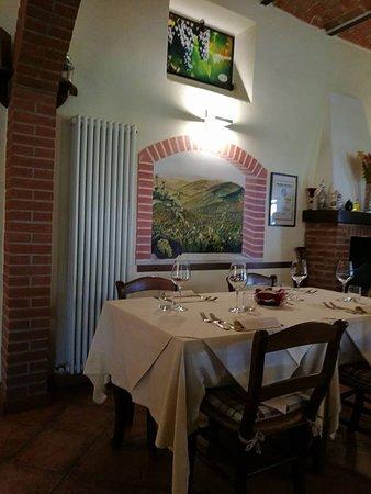 Agliano Terme, إيطاليا: sala