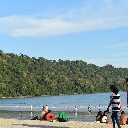 Radhanagar Beach照片