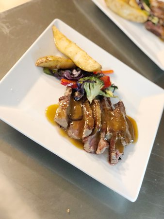 U Plaça: Espectaculares platos de carne