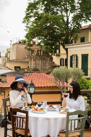 Ελαία Εστιατόριο: Elaia rooftop