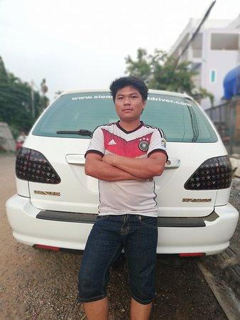 Best Driver in Siem Reap