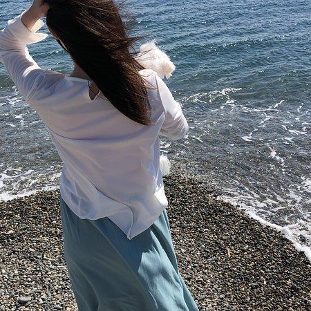海が綺麗★