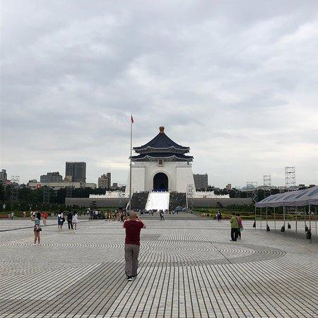 Bilde fra Chiang Kai-Shek Minnehall
