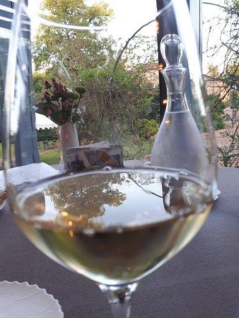 Villerest, Francia: Table excellente