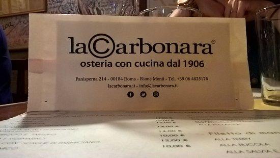 La Carbonara Photo
