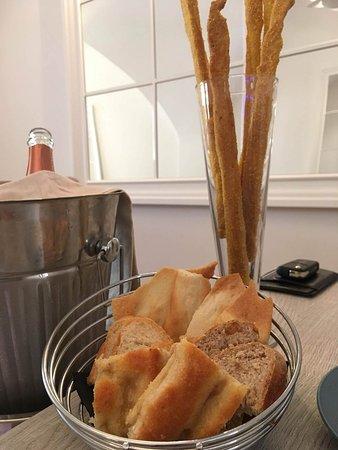 Ristorante L'Armatore: pane