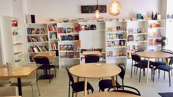 Spiikiizi Café: Friendly staff :)