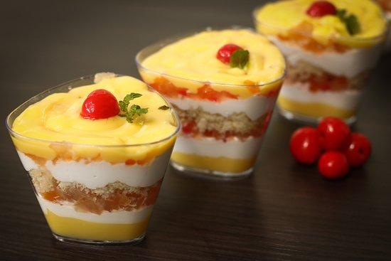 Shreemaya Celebrity: Fruit Pudding
