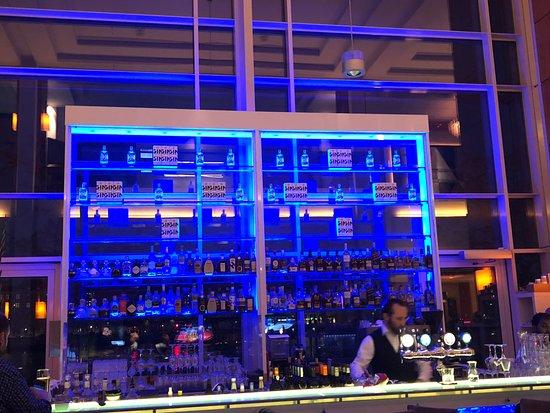 Copenhagen Marriott Hotel: Lobby bar