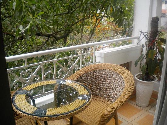 Splendid Star Suite Hotel: balcon des chambres familiales