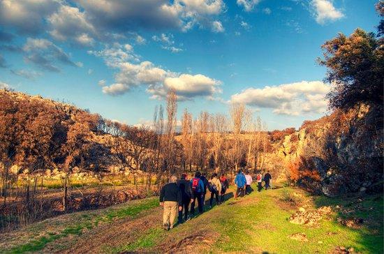 Alhambra, Spain: Senderismo por el Campo de Montiel