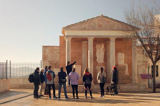 Alhambra, Spanyol: Visitas guiadas