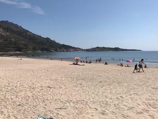O Ezaro, สเปน: playa