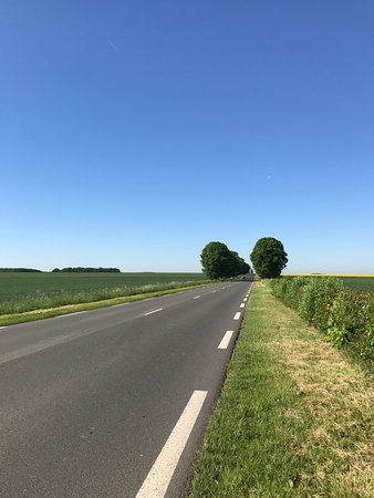 Paris Bike Company: Straight road - endless
