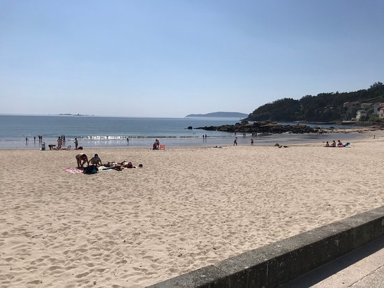 O Ezaro, Hiszpania: playa