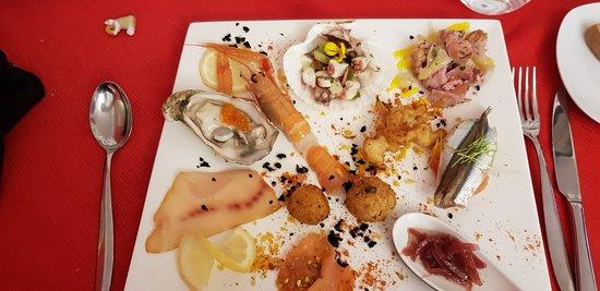 Alice Restaurant: Antipasto di mare