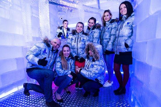 Icebar Bratislava