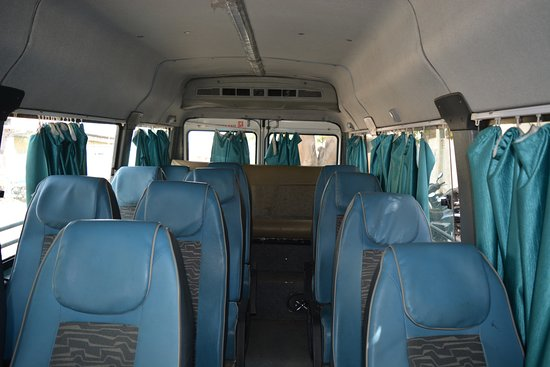Jaipur Tempo Traveller own vehicle