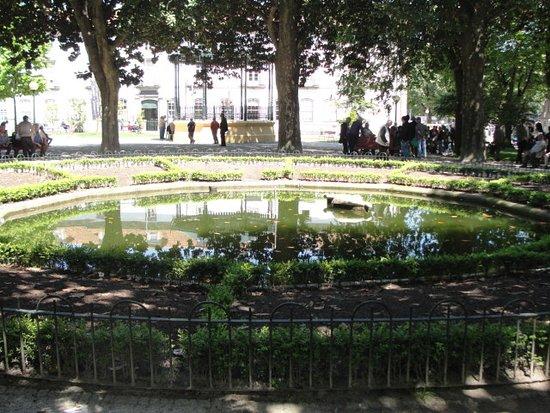 Garden of St. Lazarus