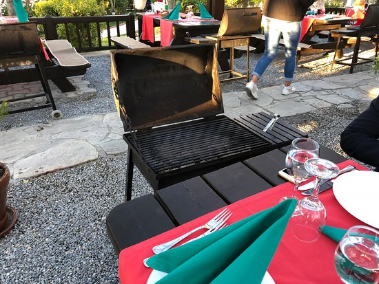 Aydinbey King's Palace & Spa: Barbecue Abend - einfach fantastisch