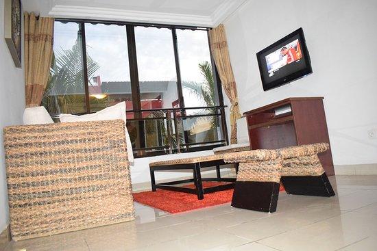 Djibson Hotels: La suite royale