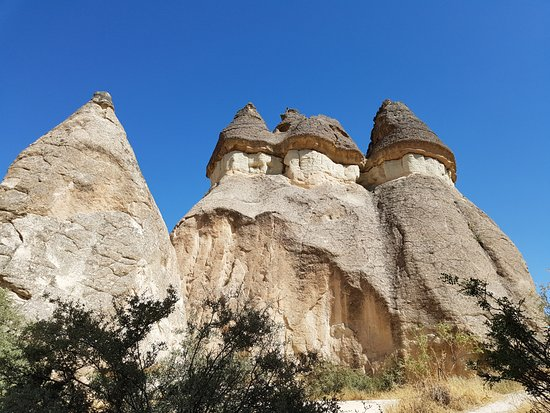 Shashot Travel: Pasabag Monks Valley in Cappodocia