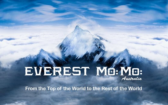 Everest Mo:Mo:: Authentic Nepalese Mo:Mo: (Dumplings). From the Top of The World to The Rest of The World.