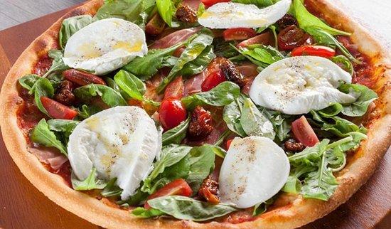 Leonardo Davinci: Pizza Leonardo