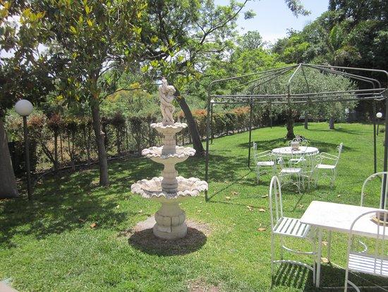 Zafferana Etnea, Italia: Garden