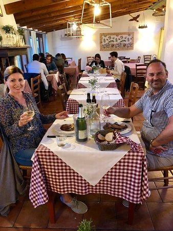 Corte San Mattia - Agriturismo Verona: Delicios dinner & wine 🍷