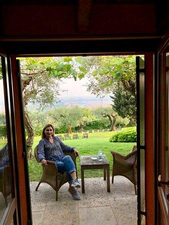 Corte San Mattia - Agriturismo Verona: Balcony view