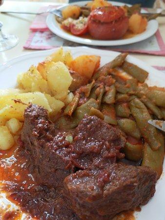 Cooking With Love: Außen, Küche, Essen einfach nur Lecker