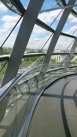 Almanya Federal Meclisi: Купол