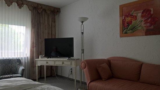 Bad Lauterberg, Γερμανία: Das Komfortzimmer 36 m2